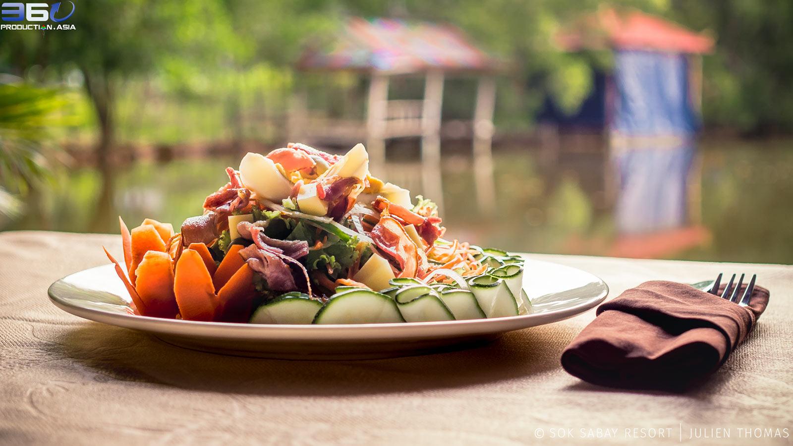 Chef's salad.