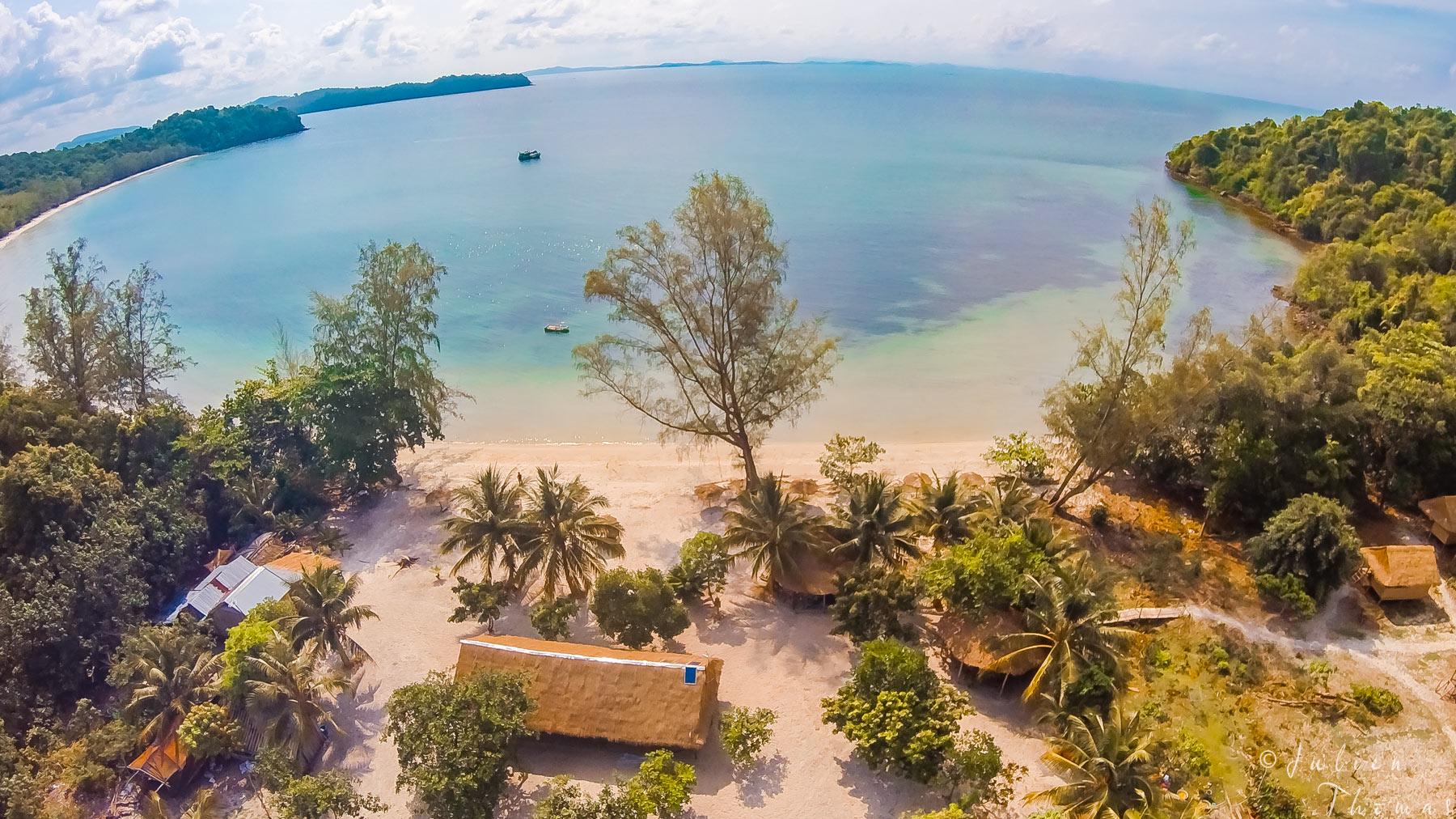 2015 – Cambodia, Koh Ta Kiev Island