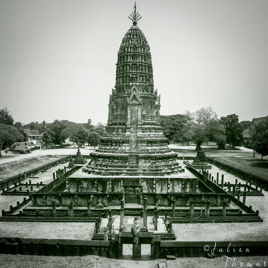 2010 – Thailand, Si Satchanalai