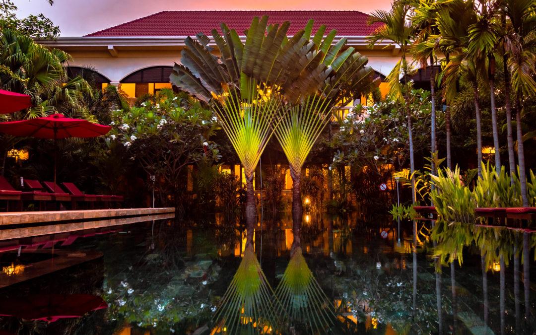 Pavillon d'Orient Hotel